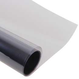 Chinese  Wholesale- 0.5*3m Light Blue uv+insulation Car Window Tint Film VLT 75% 2 ply Solar Protection Film manufacturers