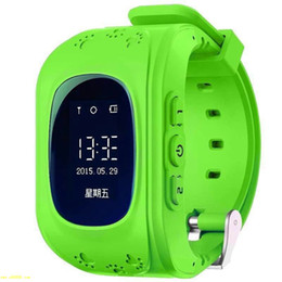 China Q50 Global positioning for children watches GPS and LBS Anti-lost Phone Watch With English Russian supplier wholesale gps watches suppliers