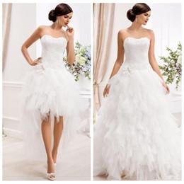 strapless puffy wedding dresses | Wedding