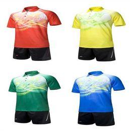 Sportswear T Shirt Badminton Australia - The, free shipping latest 16 17 badminton wear suit, sportswear, badminton sports t-shirt men suit