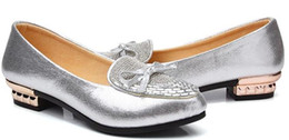 $enCountryForm.capitalKeyWord NZ - 2016 new old Beijing shoes women's shoes Korean fashion diamond pointed shoes with shallow mouth of low tide