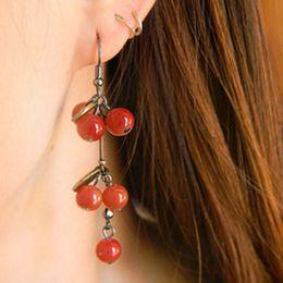 Captivating Red Chandelier Earrings Sale Gallery - Chandelier ...