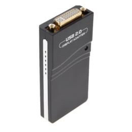 Usb Video Adapter Hdmi Vga Canada - NI5L USB 2.0 UGA to DVI VGA HDMI Multi Display Monitor Graphic Converter Adapter Free Shipping Cheap usb video adapter