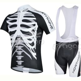 $enCountryForm.capitalKeyWord Canada - 2015 So Cool ! Skull Style Roupa Ciclismo Cycling Jerseys Breathable Bicycle Cycling Clothing Quick-Dry Bike Sportsear Mans