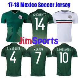 3fbb170b7eb ... denmark 14 away long sleeve soccer jersey new arrived 2017 2018 mexico  soccer jersey home away
