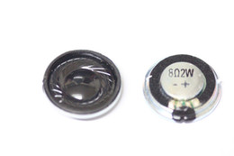 Discount 8ohm speakers Wholesale-1pcs Round Micro Speaker Diameter 23mm 8Ohm 8R 2W Free shipping