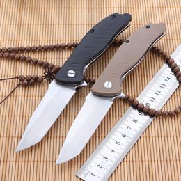 Made in China Neues Freies Verschiffen männer Geschenk Hohe Härte Klappmesser Camping Jagdmesser 5CR15MOV Klinge Taschenmesser 1 zweig
