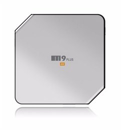 M8s Android Tv Boxes Australia - Amlogic S905 2G 16G Android 5.1 TV Box M9 Plus M8s+ Set Top Box Build-in WiFi Bluetooth 4.0 M8S M8s+ Best Android Box For TV