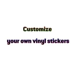 Discount Customized Car Stickers Customized Car Stickers On - Promotional car custom vinyl stickers