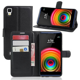 moto x flip cover case NZ - Luxury Flip Wallet Leather Pouch Case For LG X POWER MOTO Z X4 Play Samsung Galaxy 2016 J2 J210F A7 2017 Litchi Card Money TPU Stand Cover