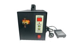 China 18650 Battery Microcomputer Pulse Spot Welding Machine MCU Pedal Welder Machine suppliers