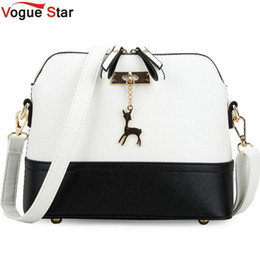 $enCountryForm.capitalKeyWord NZ - Vogue Star Women bags women messenger bags shell shoulder bag ladies leather handbag purse high quality lady bolsos pouch LS237