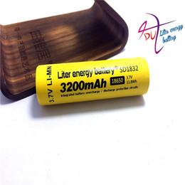 $enCountryForm.capitalKeyWord Canada - Hot selling 1 PCS 100% New Original NCR18650B 18650 3200 mAh Li-ion Rechargeable battery Laptop use + Free Shipping