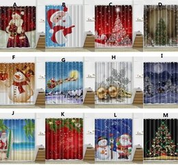 Christmas Tree Shower Curtains Canada