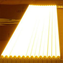 $enCountryForm.capitalKeyWord NZ - Anti UV T8 LED Tube Yellow Safe Lights 5ft 4ft 3ft 2ft AC85-265V G13 Integrated 2835SMD 1200mm Blub Lamp No Exposure Ultraviolet Protection