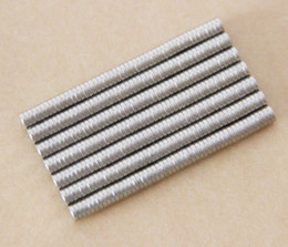 $enCountryForm.capitalKeyWord Australia - Wholesale - In Stock 1000pcs Strong Round NdFeB Magnets Dia 4x1.5mm N35 Rare Earth Neodymium Permanent Craft DIY Magnet Free shipping