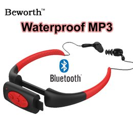 $enCountryForm.capitalKeyWord Canada - Bluetooth Waterproof MP3 Player 4GB 8GB Memory Swimming Surfing Diving SPA IPX8 Sports handsfree Headphone MP3 Music Players