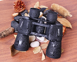 Telescope free shipping online shopping - Cano n X50 Binoculars High quality Hd wide angle Central Zoom day and Night Vision telescope