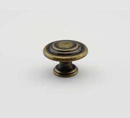 China 6pcs Antique Bronze Furniture Hardware Handles Lockers Desk Kitchen Cabinets Knobs Drawer Wardrobe Cupboard Dresser Pull Door Accessories suppliers