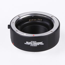 $enCountryForm.capitalKeyWord Canada - AF Automatic Auto Focus 25mm DG II Macro Extension Tube For Canon EOS EF EFS NEW