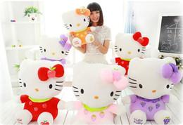 $enCountryForm.capitalKeyWord Canada - hello kitty Hello Kitty doll hello KT cat plush toys for children to send his girlfriend a birthday wedding gift free shipping