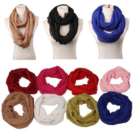 Chinese  Fashion Infinity Scarf Neckerchief Scarves Women 2016 Hot Selling For Christmas Gift free shipping in stock manufacturers