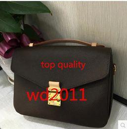 Body zipper online shopping - hot Women Top quality Messenger Bag Shoulder Women fashion chain bag fashion real leathe shoulder bag cross body bags