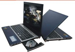 DvD wholesalers china online shopping - professional business laptop netbook computer inch screen size GB ram gb hdd Win7 Operation system in Russian menu
