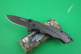 $enCountryForm.capitalKeyWord NZ - Top quality Strider Mick 313B Pocket folding knife Tactical Hiking hunting camping outdoor gear knife EDC Pocket knives with retail box