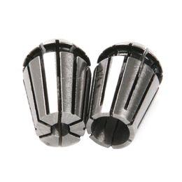 Wholesale 1 8'' 1 4'' ER11 Spring Chuck Collet Set For CNC Workholding Milling Lathe B00196 BARD