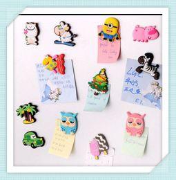 $enCountryForm.capitalKeyWord Canada - 15pcs Novelty Animals Fridge Magnet Sticker Decoration Cute Funny Refrigerator Kid Children Toy