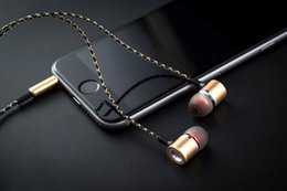 Iphone Stereo Player Australia - Music Earphone Sport Stereo Bass Portable Ear phone with Mic in-ear Earbuds mp3 player Headset For Iphone X Samsung Note 8