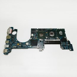 Logic board for macbook pro online shopping - 820 A GHz T9500 CPU Logic board MotherBoard for Macbook Pro quot A1260 MB135 Early