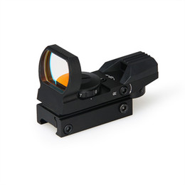$enCountryForm.capitalKeyWord UK - PPT Tactical Red Dot Scope 22mm Base 4 Reticle Red Dot Scope For Hunting Free Shipping CL2-0091A