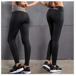 $enCountryForm.capitalKeyWord NZ - Sex High Waist Stretched Sportswear Pants Gym Clothes Spandex Running Tights Women Sports Leggings Fitness Yoga Pants