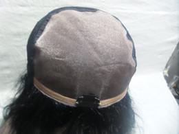 $enCountryForm.capitalKeyWord NZ - Human Hair Wigs On Brazil Silk 5.5 * 5.5 Full Lace Wig Virgin % 100 Silk Full Lace Wig Body Wave Before Glueless Full Lace Wig Color #1