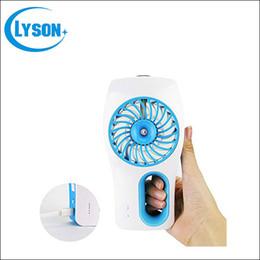 $enCountryForm.capitalKeyWord Canada - Water Spray Mini Beauty Replenishment USB Mist Fan Portable Spray USB Fan Handheld Cooling Mist Humidifier USB Fan