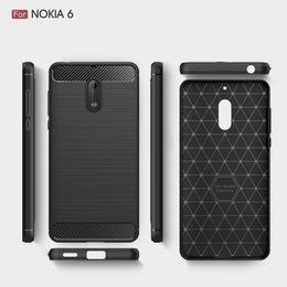 $enCountryForm.capitalKeyWord NZ - Carbon Fiber Cases For Nokia 6 Nokia 5 heavy duty shockproof armor case for Nokia3 cover 2017 hot sale