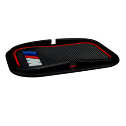 X1 mobile online shopping - 3D Anti Slip Mat Interior Accessories Mobile Phone Anti Slip Pad For bmw x1 x3 x5 x6 e30 e34 e36 e39 e46 e53
