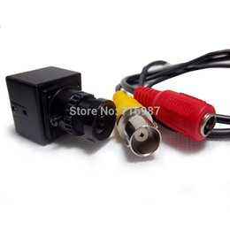 mini indoor helicopters UK - CCD 540TVL high resolution UAV FPV camera mini for RC airplanes helicopter Small Size 20x20mm 2 boards Mini Camera Industrial camera