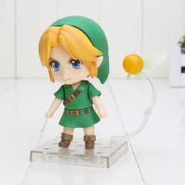 $enCountryForm.capitalKeyWord Canada - The Lengend Of Zelda Link Majora's Mask 3D Version 553 PVC Action Figure Collectable Model toy kids toys