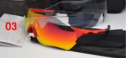 Boys Bikes Canada - Polarized Cycling Sunglasses with Box Cycling Eyewear EV Glasses Outdoor Glasses MTB Road Bike Goggles 3 Lens