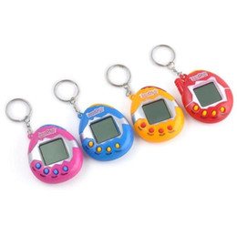 New virtual games online shopping - New Retro Game Toys Pets In One Funny Toys Vintage Virtual Pet Cyber Toy Tamagotchi Digital Pet Child Game Kids