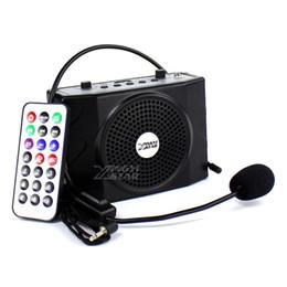 $enCountryForm.capitalKeyWord NZ - Wireless Mini Speaker USB Amplifier Outdoor Audio Music MP3 Player Megaphone Radio FM Portable Speakers Loudspeaker Headset Mic