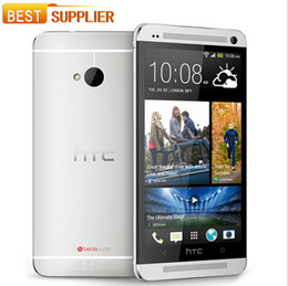 M8 Mobile phone online shopping - 2016 Direct Selling Original Unlocked HTC ONE M8 quot Quad Core GB RAM GB GB ROM G Bluetooth WIFI NFC Android Mobile phone