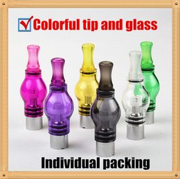 $enCountryForm.capitalKeyWord UK - Colorful Bulb Atomizer eGo Clearomizer Globe Glass Pyrex Glass for eGo t Battery E Cigarettes E Cig Clear Cartomizer Dry Herb Wax Vaporizer