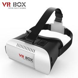 venda por atacado Original Google Cardboard VR BOX I 1,0 VR Realidade Virtual Óculos 3D para 4 polegadas para 6 polegadas Smartphone gratuito DHL Shipping Factory Direct Sale