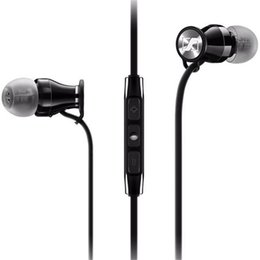 Chinese  Momentum In-Ear M2 IEI Earphones HiFi Headphones Noise Cancelling Piston Earbuds Mega Bass with Remote & Mic for Mobile Phone EAR243 manufacturers