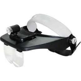 elitzia light head magnifying glass fishing reading gardening