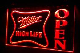 Miller high life bar lights australia new featured miller high ls439 r miller high life open bar neon light signg aloadofball Choice Image